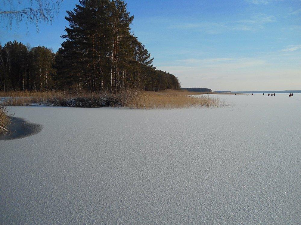 Первый лед