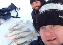 Рыбный день на ОВХ.не много половили