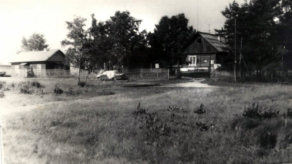 База СибВО Шарап. Июнь 1985 г