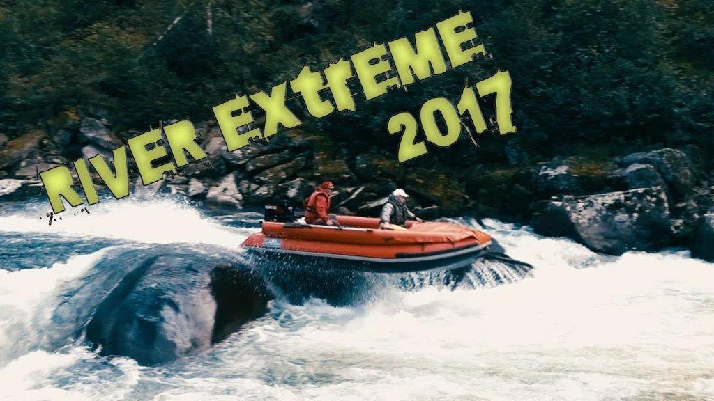 Водометный сезон 2017   речной экстрим