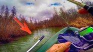 Закрытие спиннинговой рыбалки 2017 на малой речке