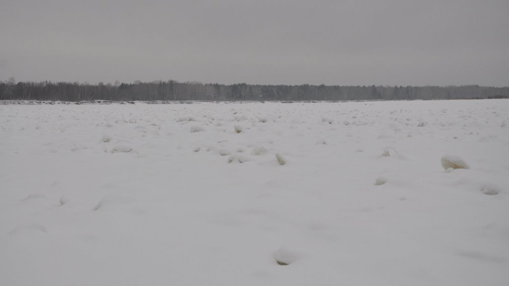 Зимний Таёжный рейд Терминатора (отчет)
