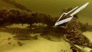 Где зимуют судаки. Безумно крутая подводная съемка!