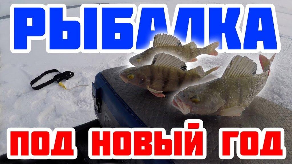 Рыбалка под новый год. Раздача призов. С новым годом!