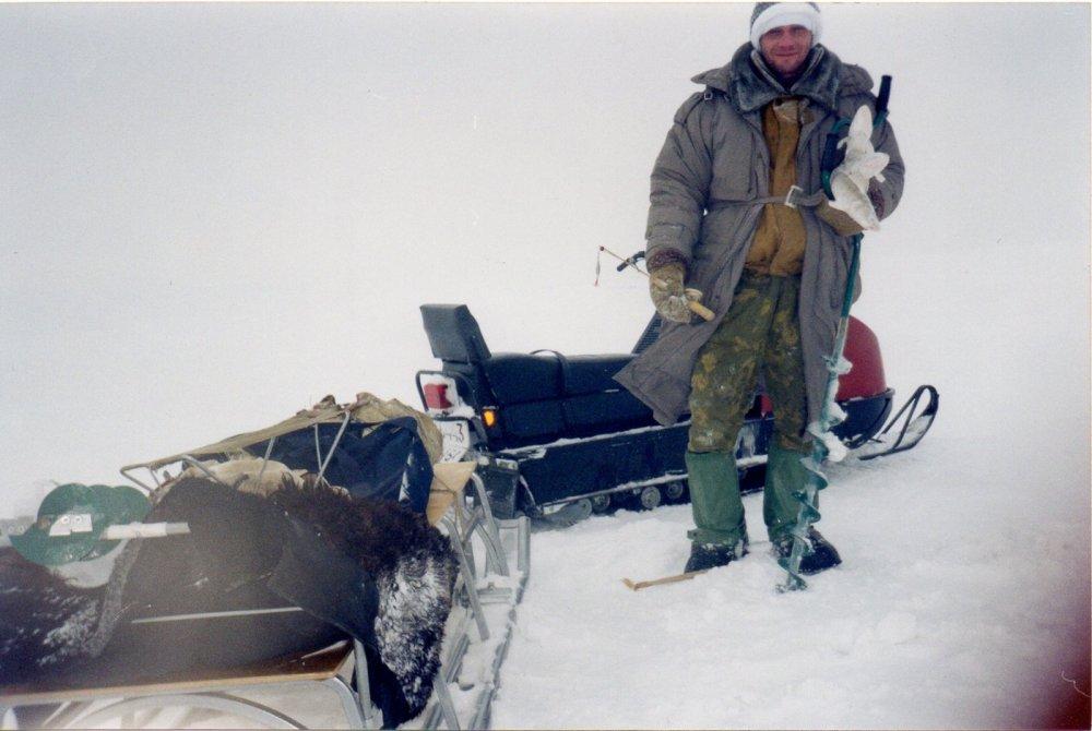 2003 год. Конец декабря. Мороз под 40. (захотелось поделиться воспоминаниями)