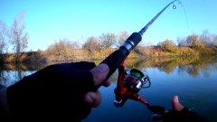 ловля окуня в октябре