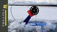 Рыбалка на жерлицы. В поисках щуки на озере