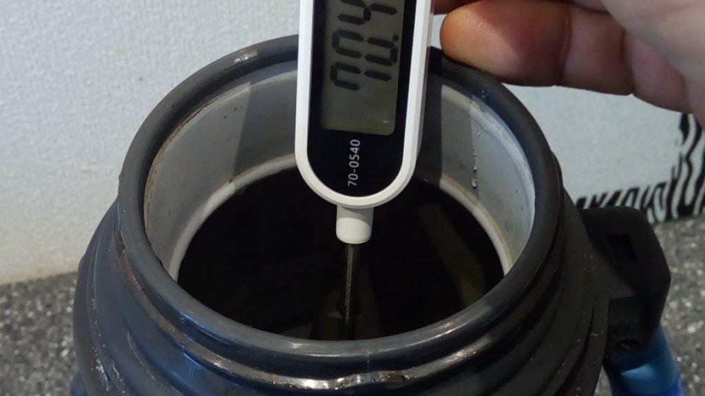 Тест термоса Zojirushi - 2,0литра.