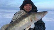 Рыбалка в Сибири. «Хапок»…