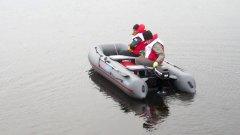 BOATS. Лодки  с надувным днищем низкого давления от компании Альтаир  - ALTAIR 380  НД