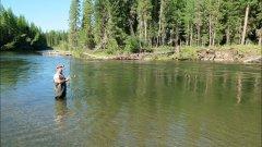 Рыбалка на ЛЕНКА и ТАЙМЕНЯ /Экстремальные путешествия