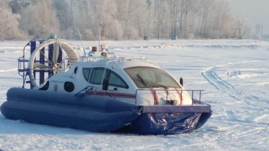 ГИМС Новосибирской области получило новое судно