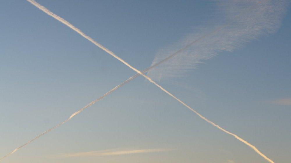 Перекресток в небе