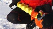 Если ледобур обмерз на зимней рыбалке  Как очистить от льда