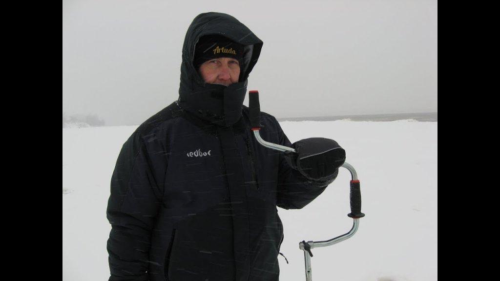 Мой выбор костюма для зимней рыбалки