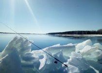 """Погодка кайф, рыбы пока не обнаружено, локация """"Северный объезд""""..."""