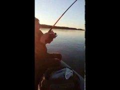 рыбалка и ловля вечернего крупного судака