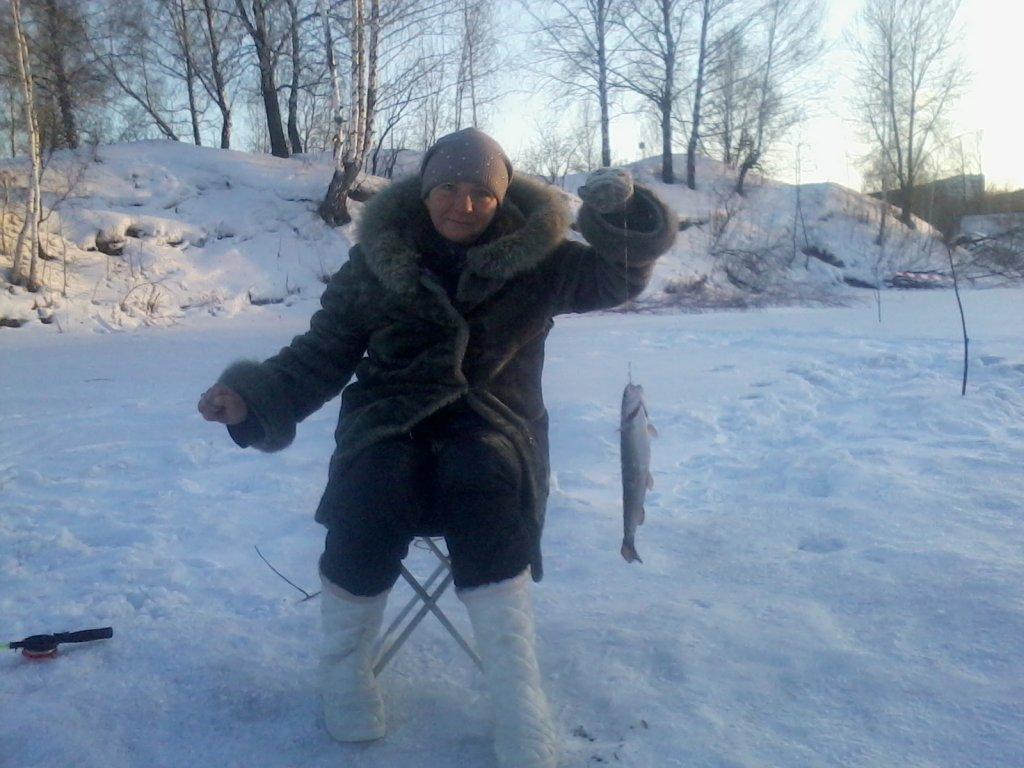 форелевая рыбалка на 8 марта состоялась !