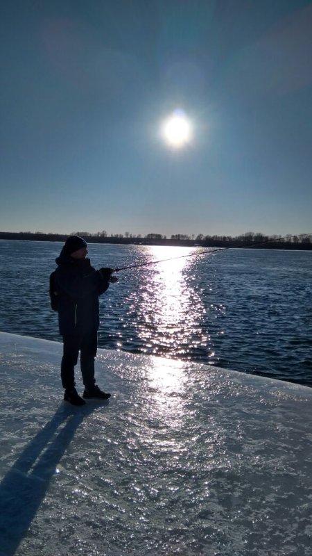 Матвеевка 31.03.2018 Погода-высший сорт!