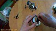 Как легко и просто уменьшить объем шпули катушки.
