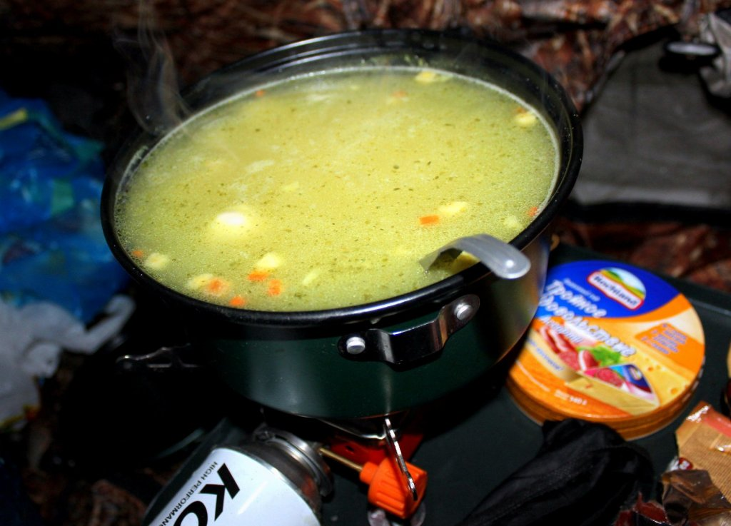 Суп экспедиционера)