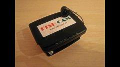 Подводная видеокамера FishCam+750DVR