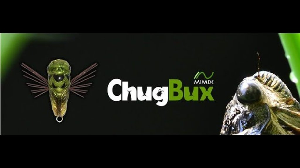 Поппер - таракан MIMIX Chug Bux.
