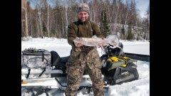 Рыбалка на Кызыл-Хеме/Тува/Ловим Ленка и Хариуса