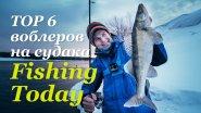 ТОП-6 воблеров-убийц на весеннего судака. Обзор и рыбалка!