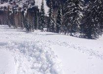 Назад в зиму (19 апреля) :)...