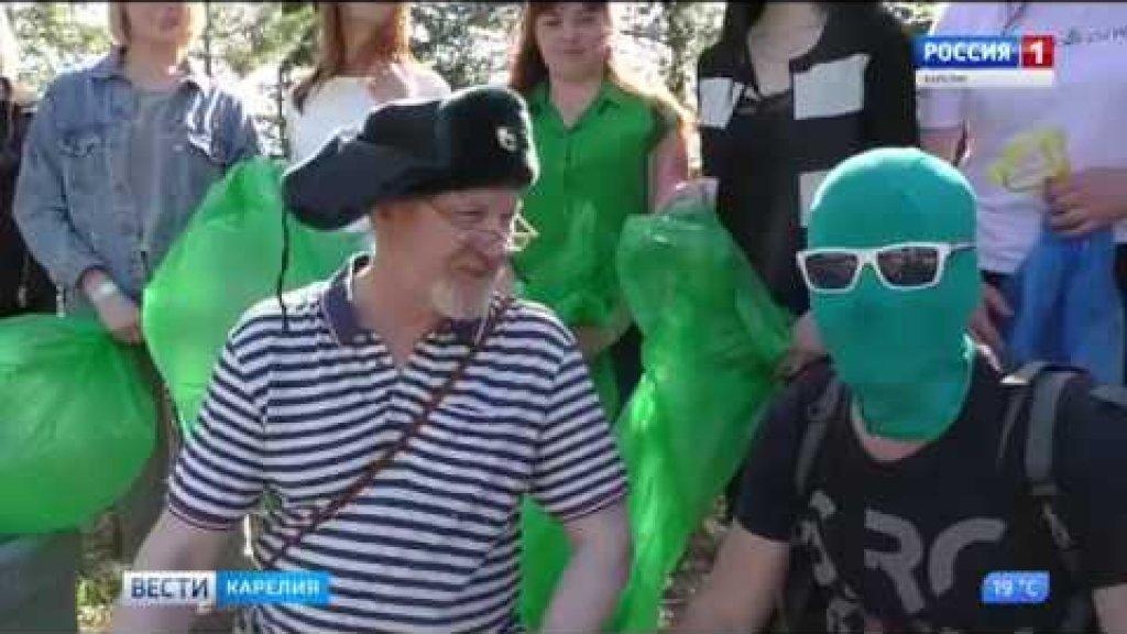 Кубок Карелии по чистобегу