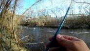 Рыбалка на карася весной на мормышку