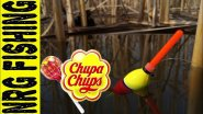 Ловим карася на Chupa-Chups. Это реально работает!