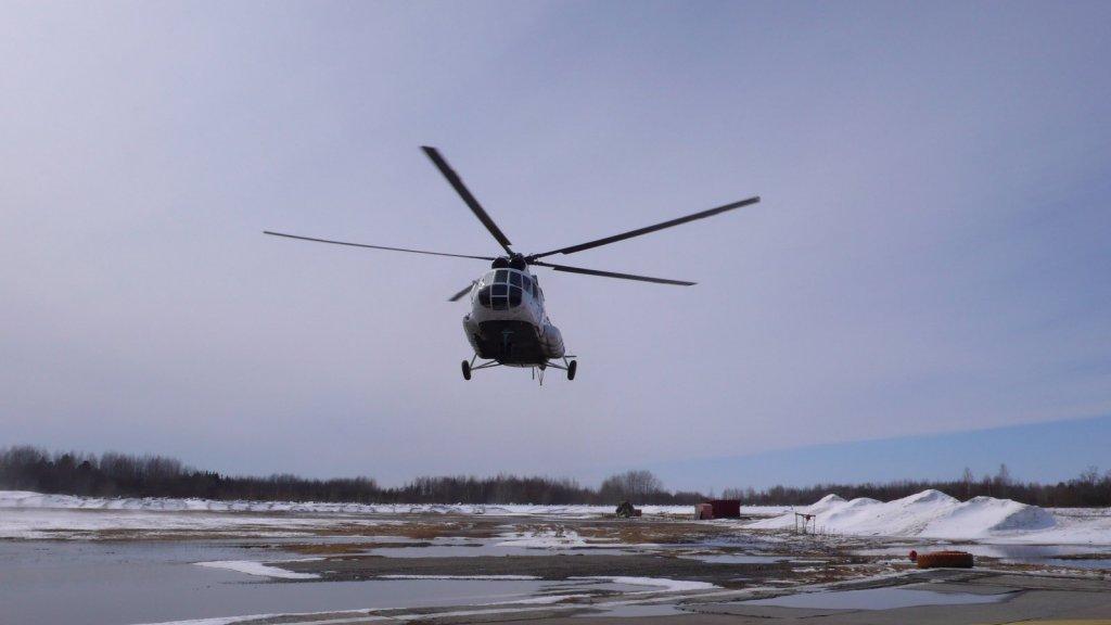 Стоимость рыбалки при вертолетных турах