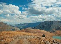 Карагемский перевал, Горный Алтай.