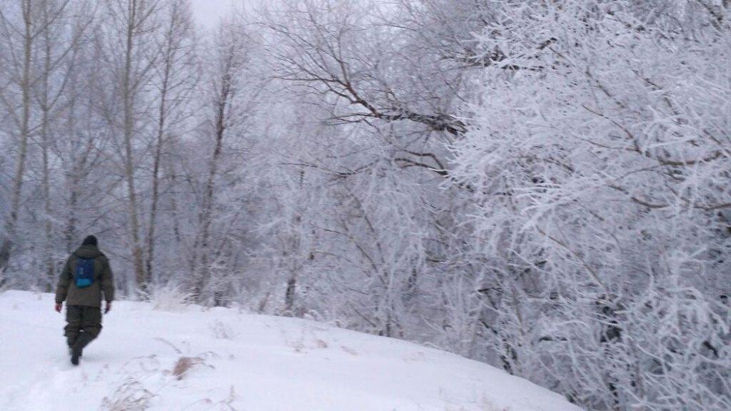 Зимние истории спиннинга или Угрюмковый трактат.