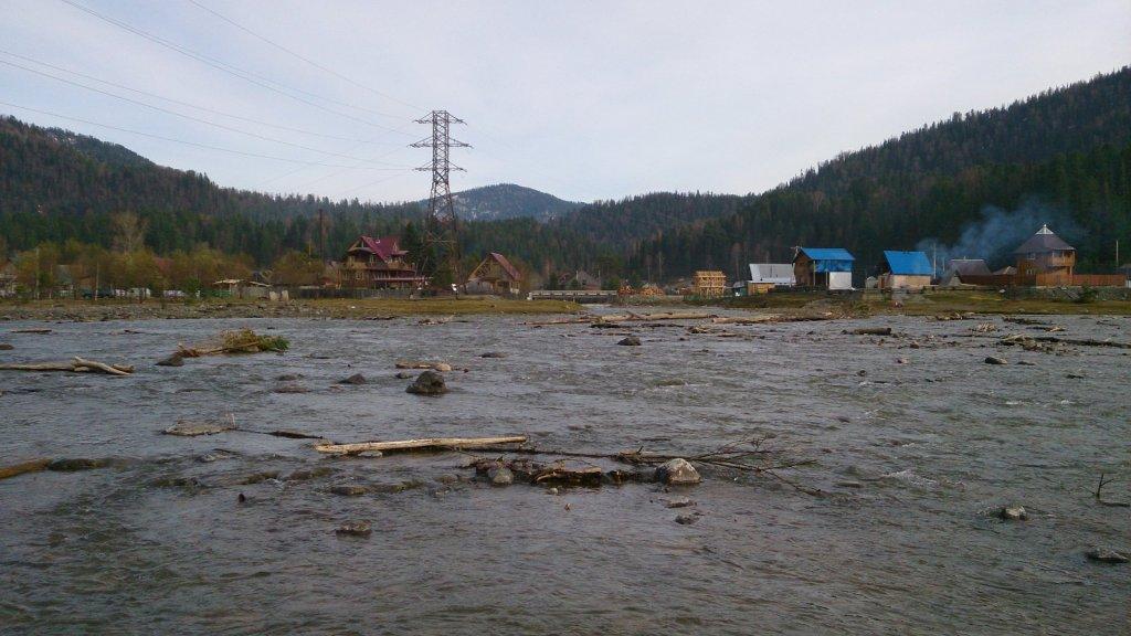 Устье Иогача