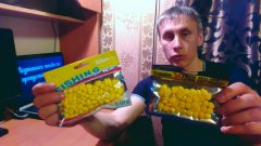 Искусственная силиконовая кукуруза из Китая. Тесты. (LiveFishing)