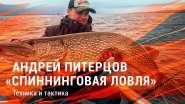 Семинар Андрея Питерцова в Spinningline
