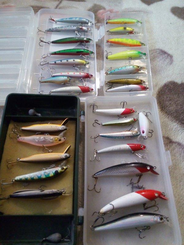 К сезону ночной рыбалки -готов!