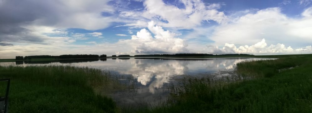 озеро в Зюзе