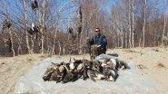Ледоход на Лене! Выбираться домой живыми! Охота на гуся в Якутии! Yakutia
