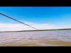 Трудно поверить, что в таком месте есть судак и окунь.... / Рыбалка 2018 с AikoLand TV