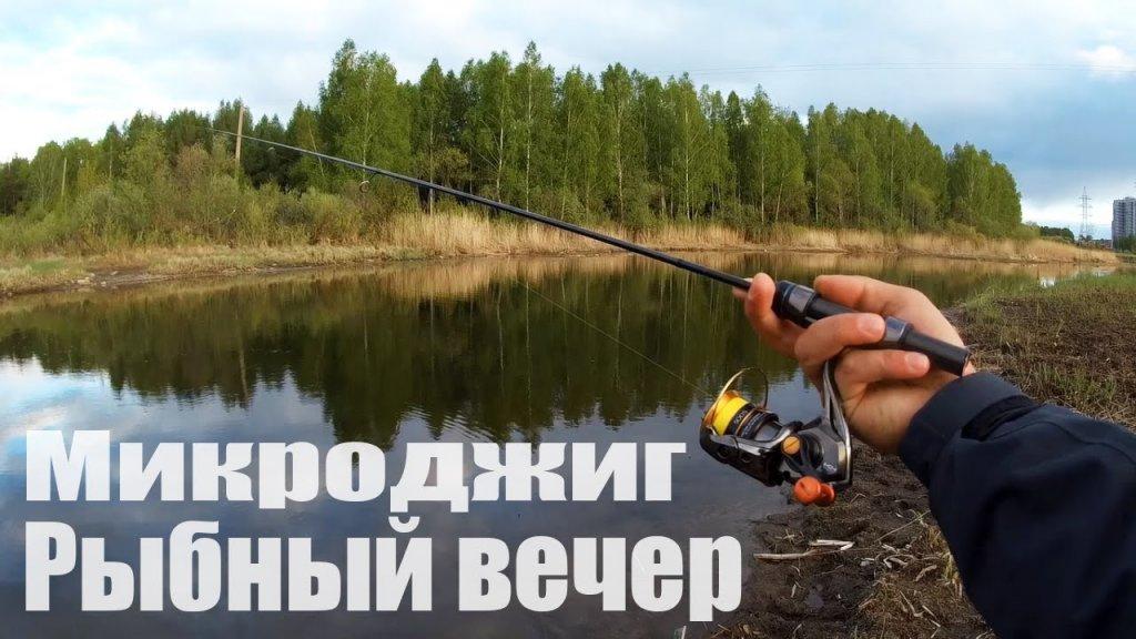 Рыбный вечер. Микроджиг