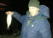Вечер на рыбалке