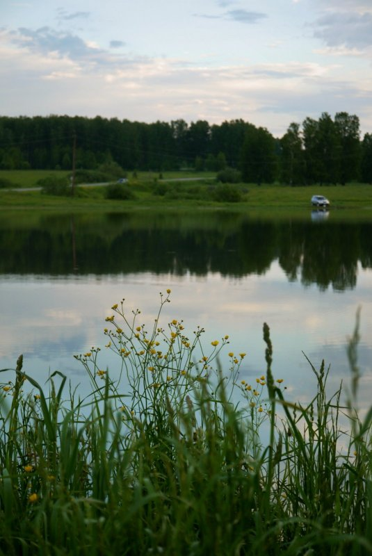 Озеро Ягодное