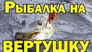 Рыбалка на вертушку. Щука и окунь на вращающуюся блесну + РОЗЫГРЫШ СПИННИНГА / Рыбалка с AikoLand TV