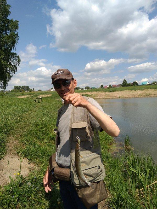 Рыбалка на УЛ.