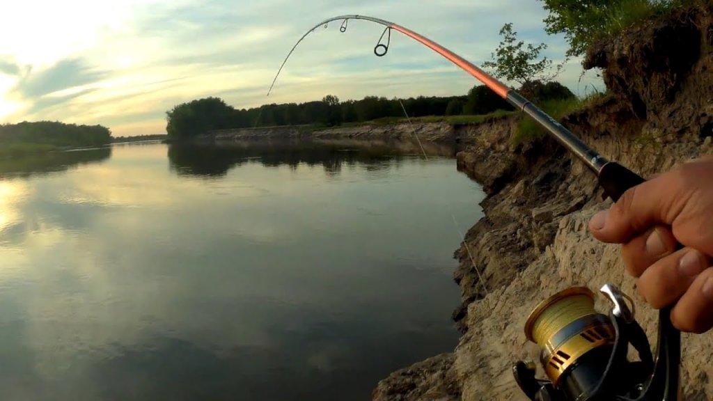 Ночные судаки гнут спиннинг в дугу: рыбалка на джиг и воблеры