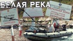 Река БЕЛАЯ. У границы ЗАПОВЕДНИКа. Водометные лодки SOLAR и ВЫДРА